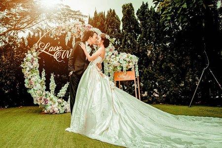 青青風車莊園|普羅旺斯廳XLIKE Studio 萊克婚禮影像團隊