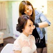 Sandy欣怡新娘秘書整體造型