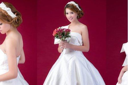 訂婚/結婚單妝造型