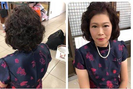 媽嗎/媒人/伴娘/宴會妝髮