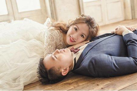自助婚紗- 自然生活風格 / 米妃Mifie's makeup studio ?