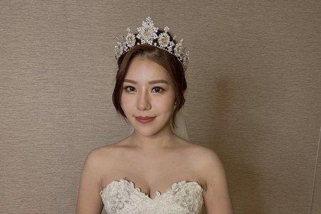 韓系精緻妝感🧡-米妃造型工作室
