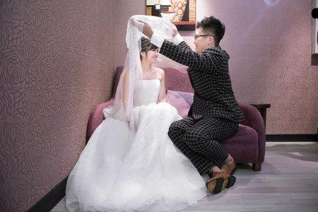DaBao & Abbie wedding @ 新竹彭園