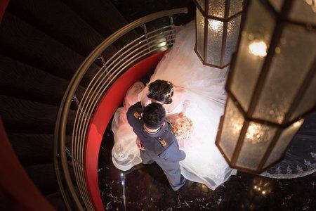 徐鼎 & 小羊 Wedding @ 賀緹酒店