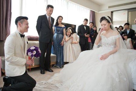 Jack & Yvette Wedding @ 福容大飯店