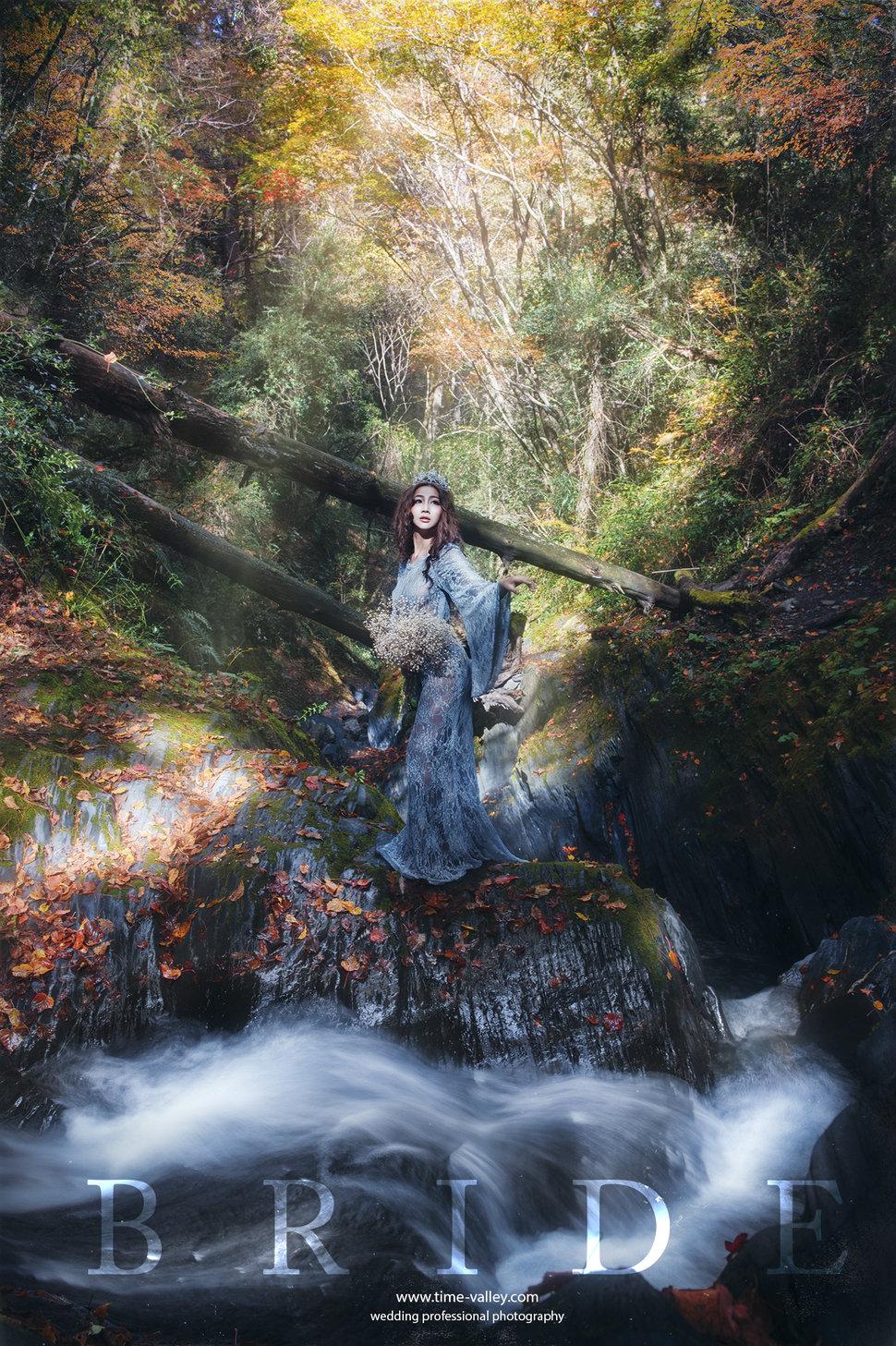 楓之谷 - 時光流域攝影工作室《結婚吧》