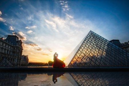 時光流域 | 浪漫巴黎(客照)