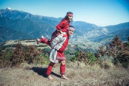 時光流域婚紗 | 合歡山,福壽山 | 客照