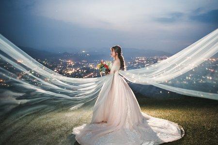 時光流域婚紗 | 攝影棚.日月潭.夜景 | 客照美編版