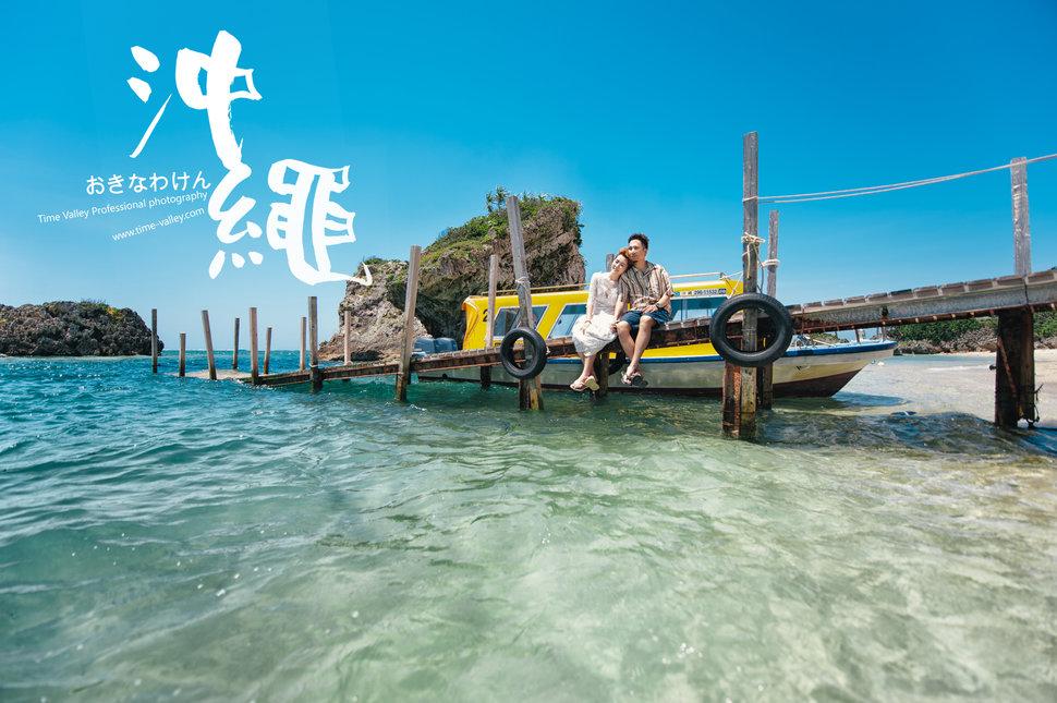 沖繩字 - 時光流域攝影工作室《結婚吧》