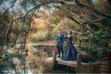 時光流域 | 格林婚紗基地客照