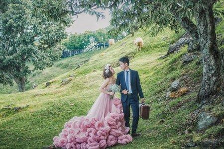 時光流域婚紗 | 合歡山,清境 | 客照