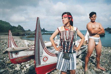 時光流域 |達悟原住民婚紗