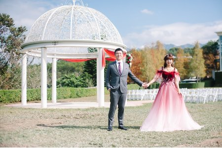 時光流域婚攝 台中心之芳庭 文定/喜宴