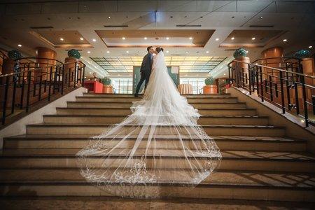 時光流域婚禮紀錄 | 台中僑園 | 訂結宴客 雙攝影