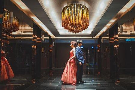 時光流域婚禮紀錄 | 台北喜來登 | 文定\喜宴