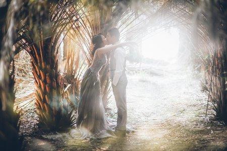 時光流域婚紗 | 新社古堡 海邊 | 客照分享