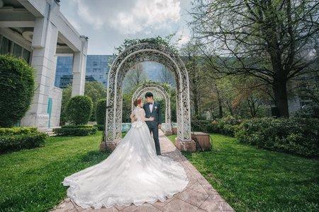 時光流域婚攝 台中林皇宮 迎娶證婚喜宴