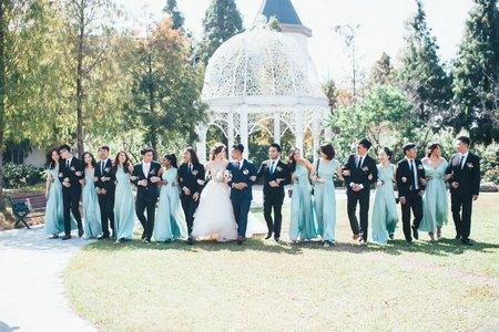 時光流域婚攝 彰化遇見幸福 迎娶證婚喜宴