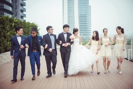 時光流域婚攝 | 台中林酒店 | 訂結\宴客