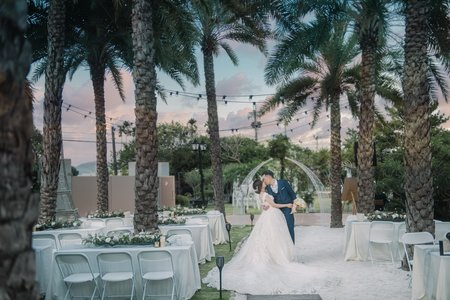 婚禮紀錄 | 時為譯行館 | 戶外婚禮