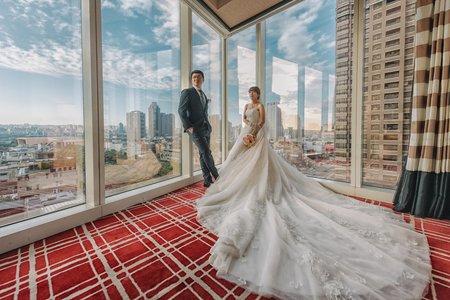 時光流域婚攝|台中林酒店|迎娶喜宴
