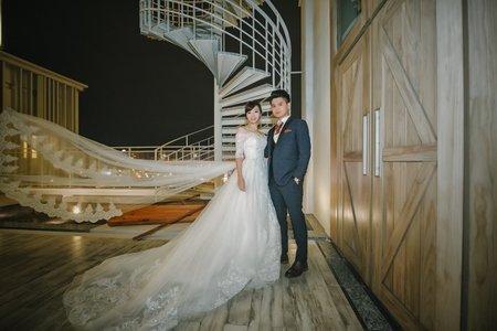 時光流域婚禮攝影 | 台中萊特薇庭 | 晚宴