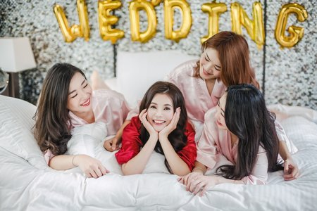 時光流域婚禮紀錄 | E & M | 林酒店午宴