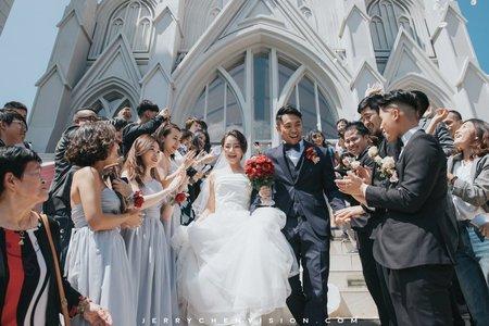 婚禮紀錄|翡麗詩莊園婚禮