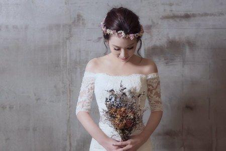 Rose的新娘&花藝作品