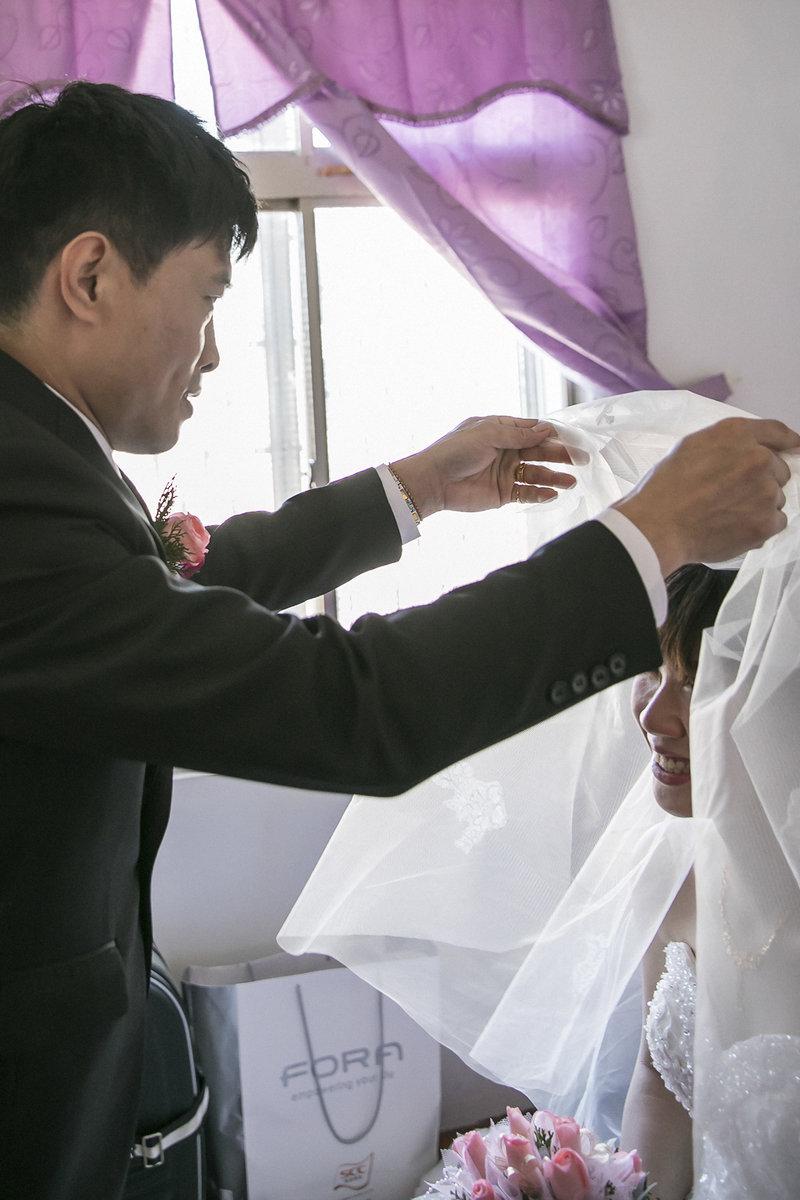 相遇文定/迎娶儀式專案作品