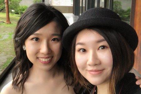 自然裸妝韓式小清新風格