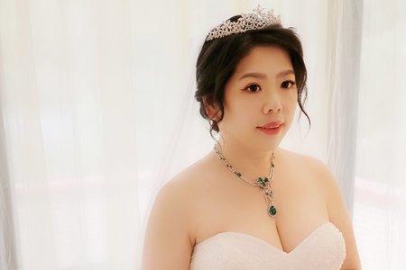 單眼皮新娘