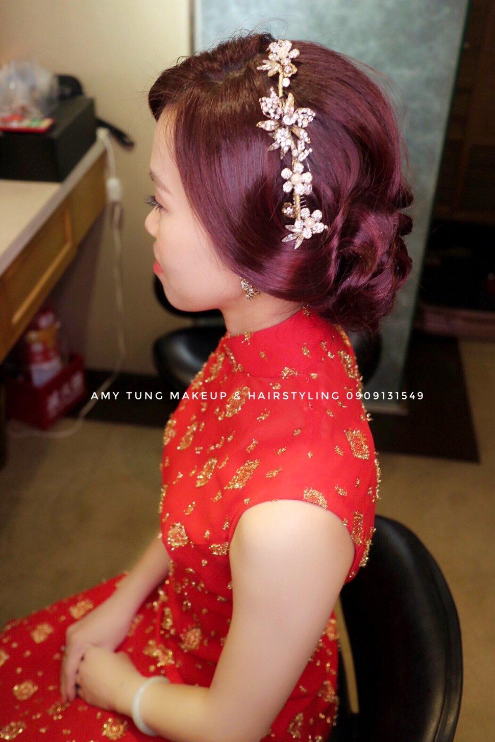 18ED0239-8F29-4AF1-81B1-CB17DD8F37AF - Amy Tung Makeup《結婚吧》