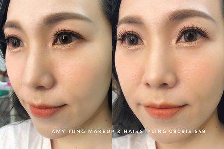 精緻妝容❤️超細緻眼妝