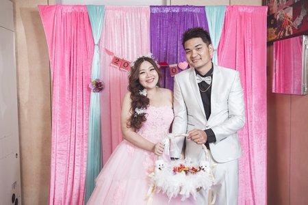 Bride-宜珊