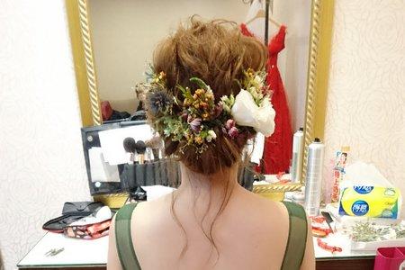 鮮花/乾燥花造型