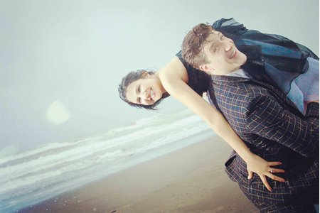 愛幸福婚紗攝影-綠珊