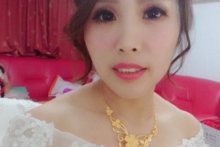 佳琪結婚造型