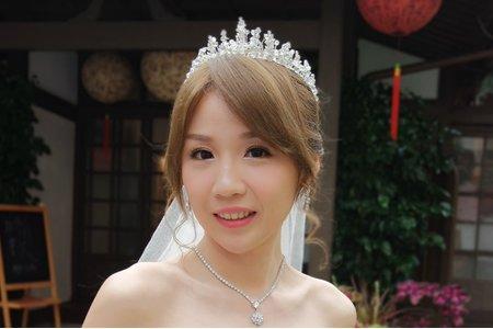 新娘祕書-白紗造型