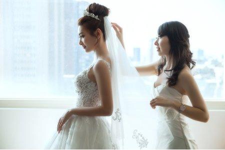 女攝婚禮平面紀實