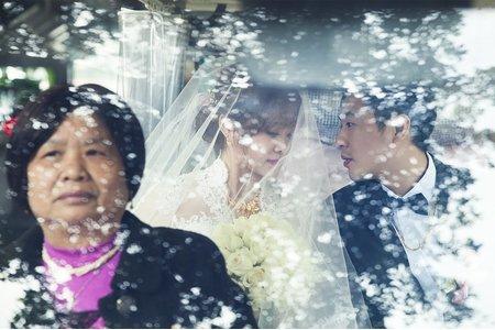 雙機婚禮紀實 | 青青食尚花園會館