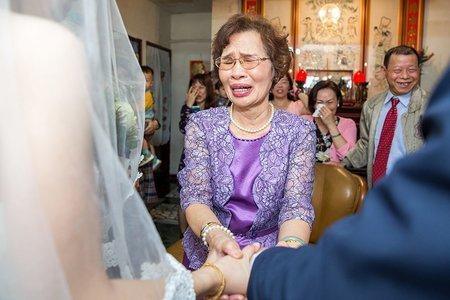 單機婚禮紀實 | 台北彭園