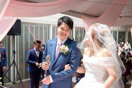 【婚禮紀錄】喜聖&金慧 *青青食尚花園會館
