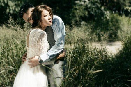 杰愷 Chieh Kai 攝影工作室x 有溫度的妝