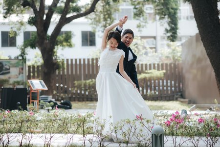 小文青婚禮