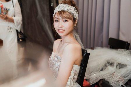 有溫度的妝/Millet make up-小矮婚禮