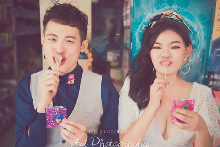 有溫度的妝-Pre wedding