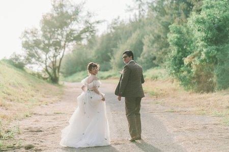 有溫度的妝/Pre wedding