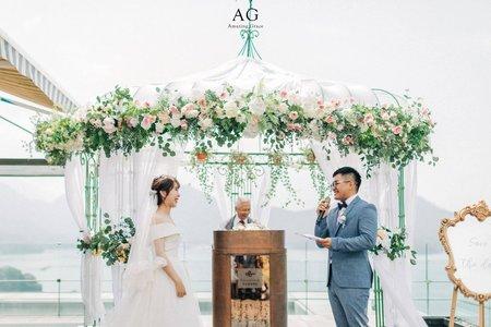 婚禮-雲品酒店